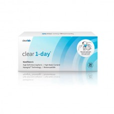 Clear 1 day