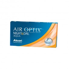 Air Optix Night&Day Aqua Упаковка