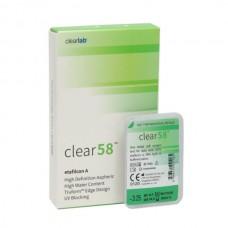 Clear 58 UV Упаковка