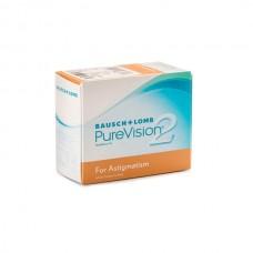 PureVision2 For Astigmatism Упаковка
